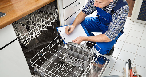 Wolf and Sub-Zero Dishwasher Repair in Los Angeles